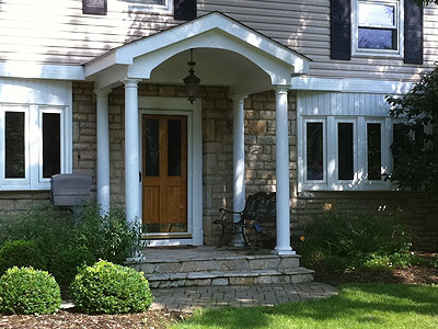 choosing a new portico for your home