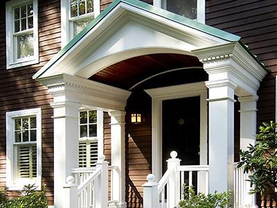 home portico installations