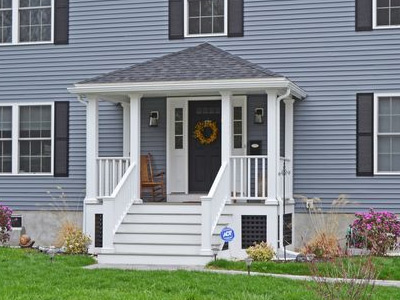 how to choose a new portico for your home