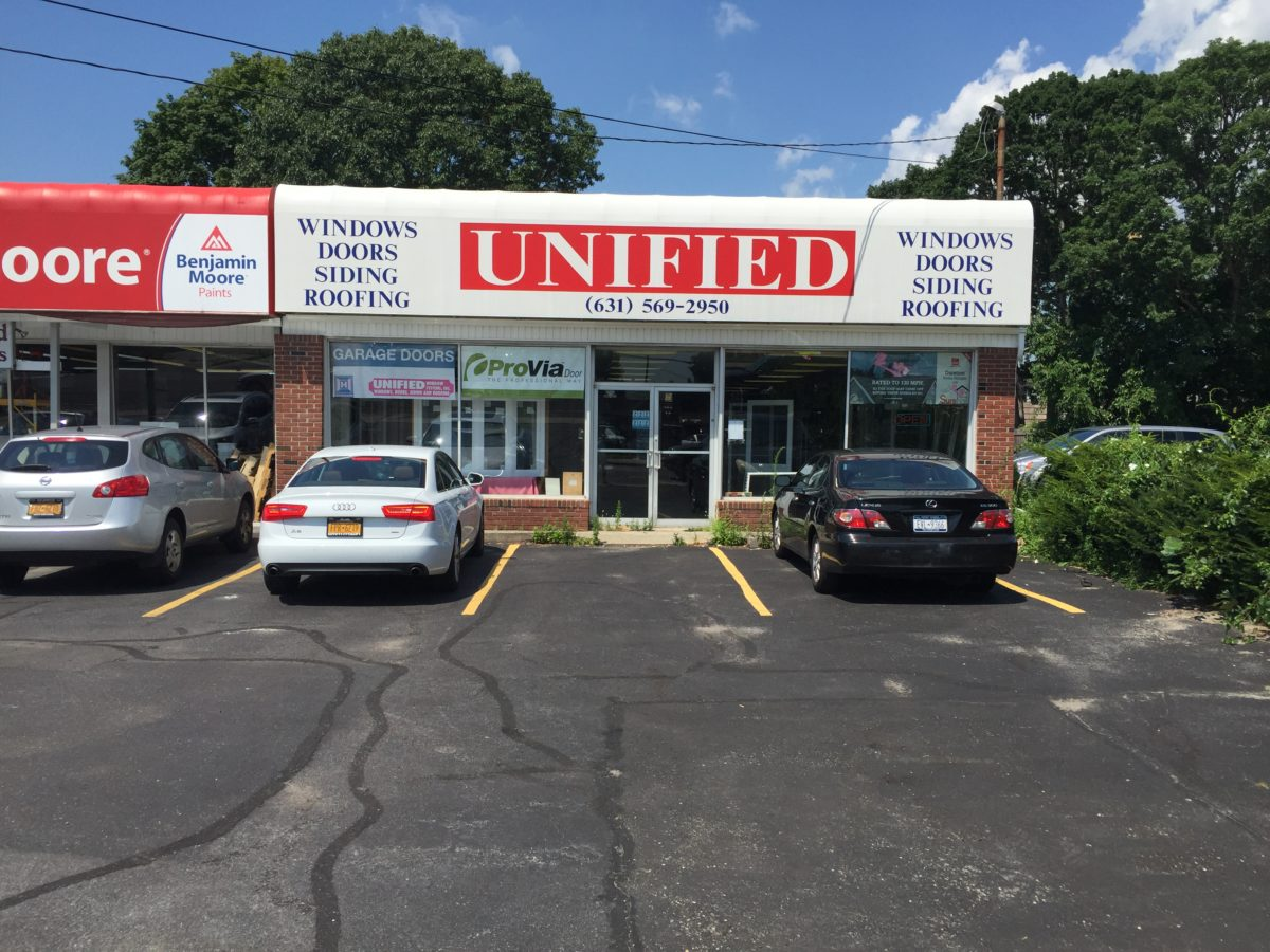 Unified Patchogue Outside