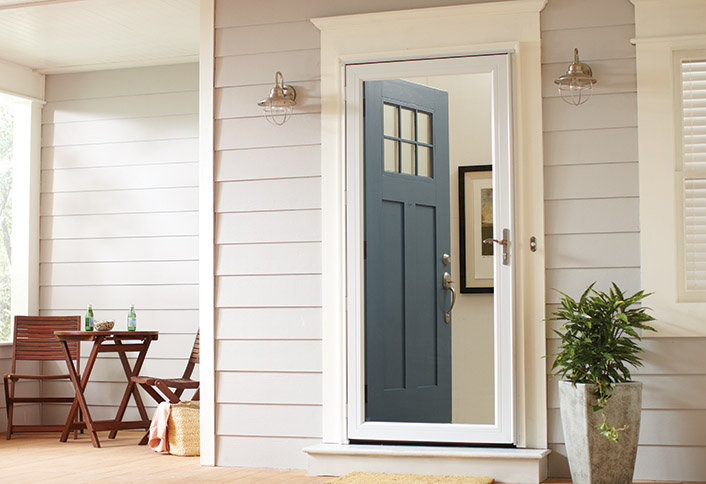 Unified Storm Doors