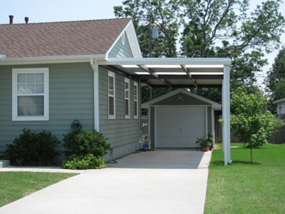 carport installations