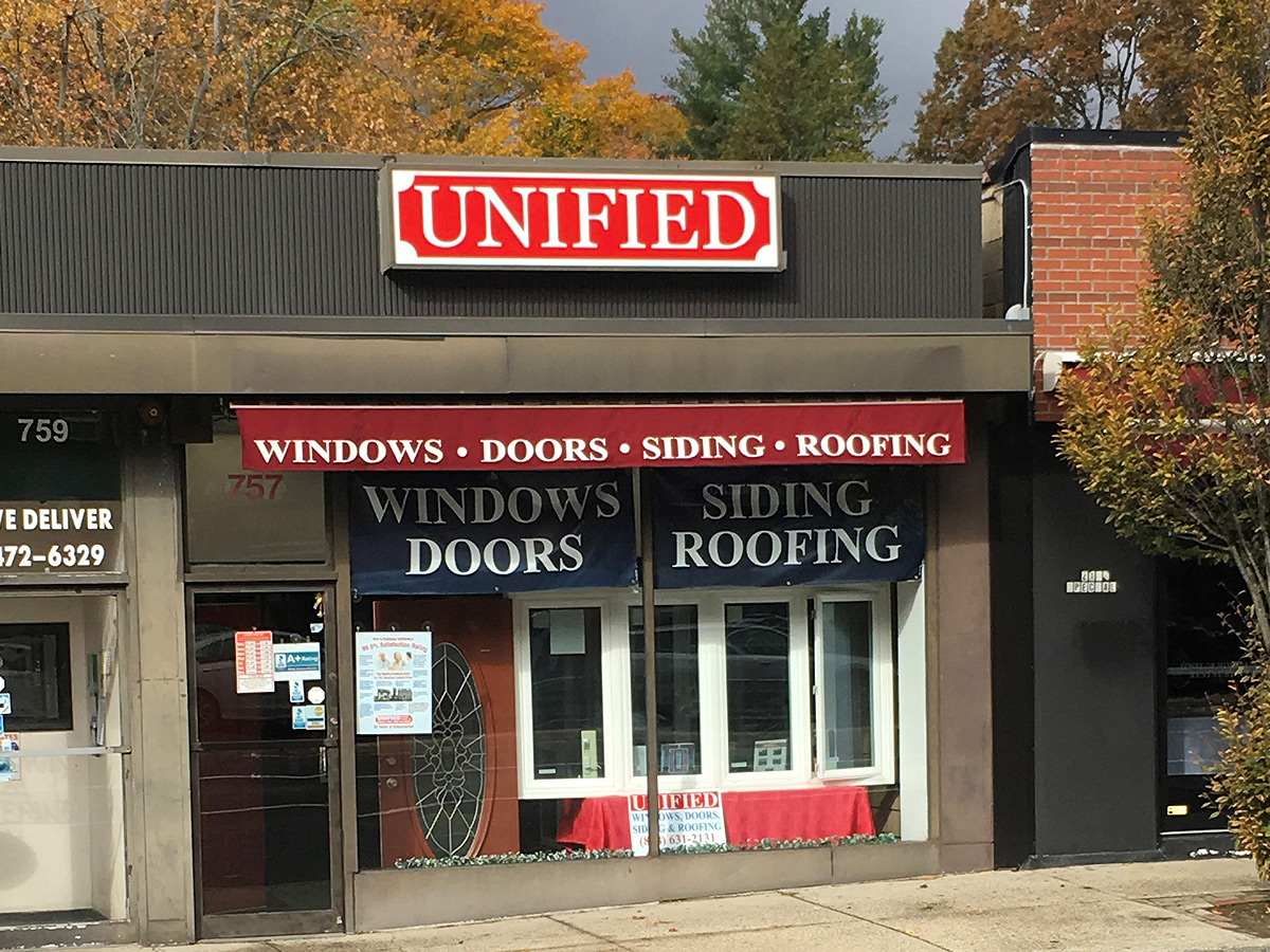 Unified Wins Siding Award