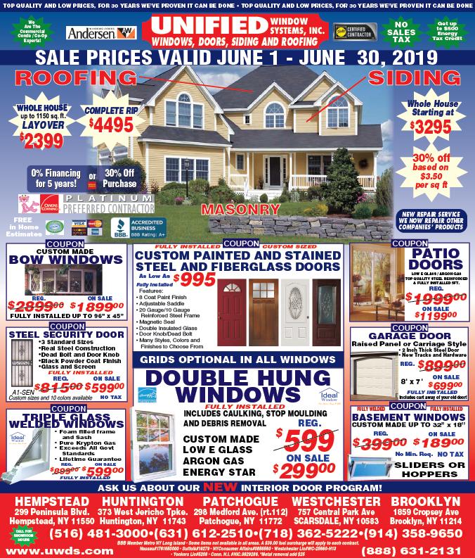 June Advertisement