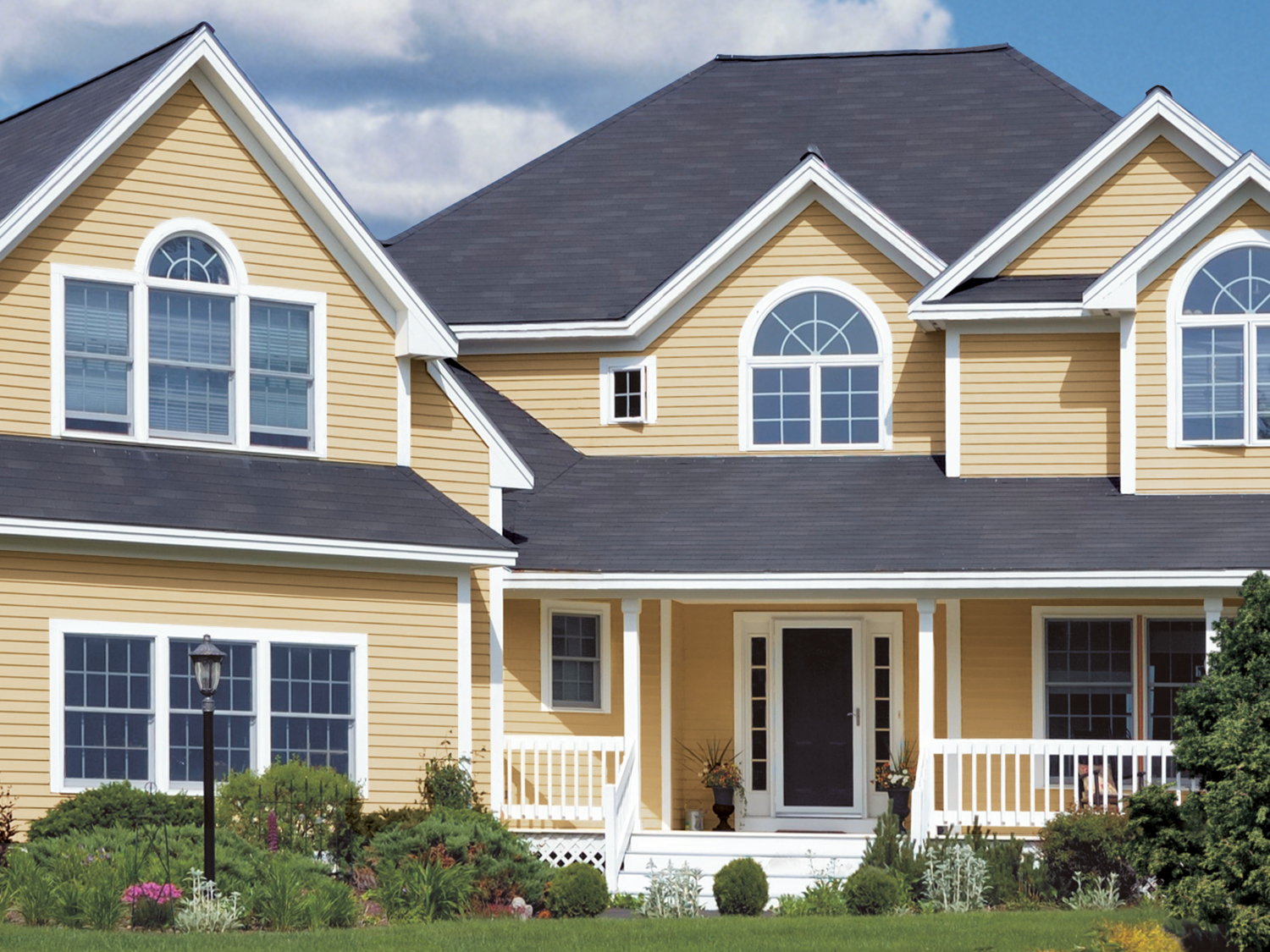 vinyl siding for house