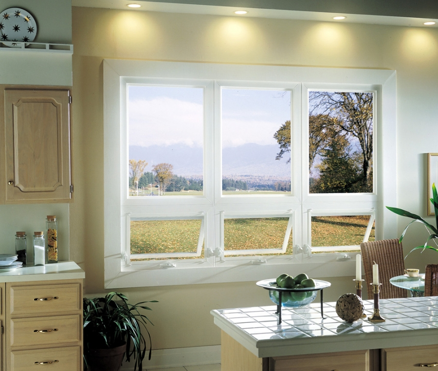 have an awning window installed in your home