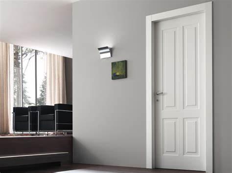 interior door types - panel door