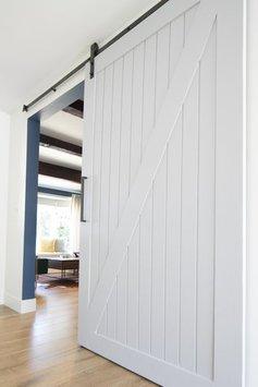 interior barn door for home