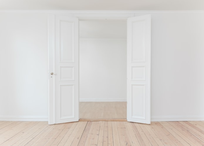 interior door types for the home