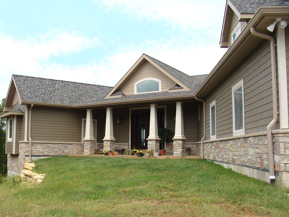 new siding installation for your home