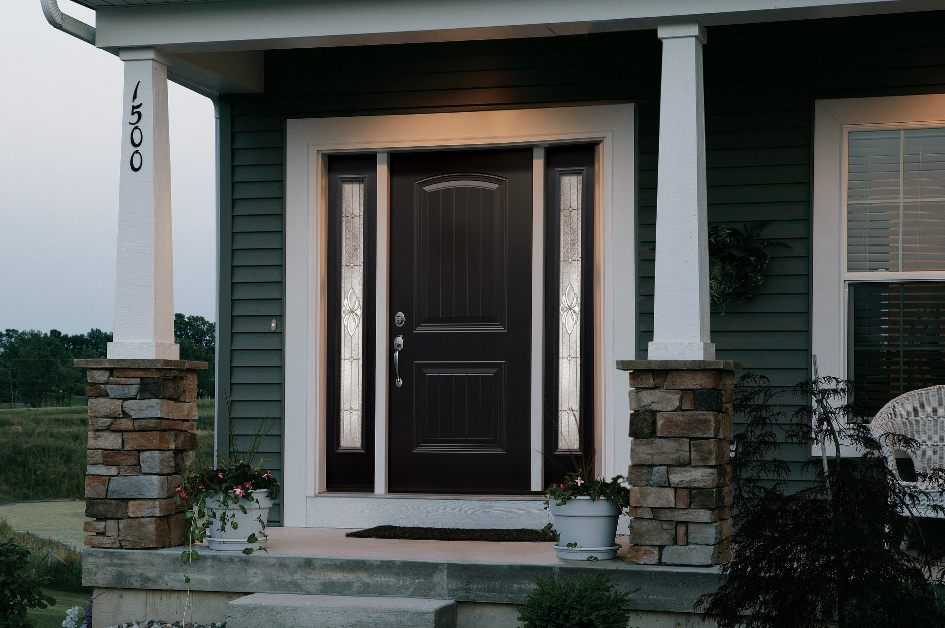 entry door brands for your home
